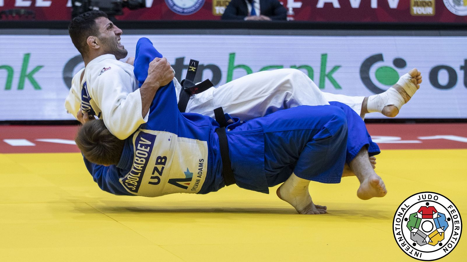 Martial Moves: First Iranian To Win Judo Competition In Israel