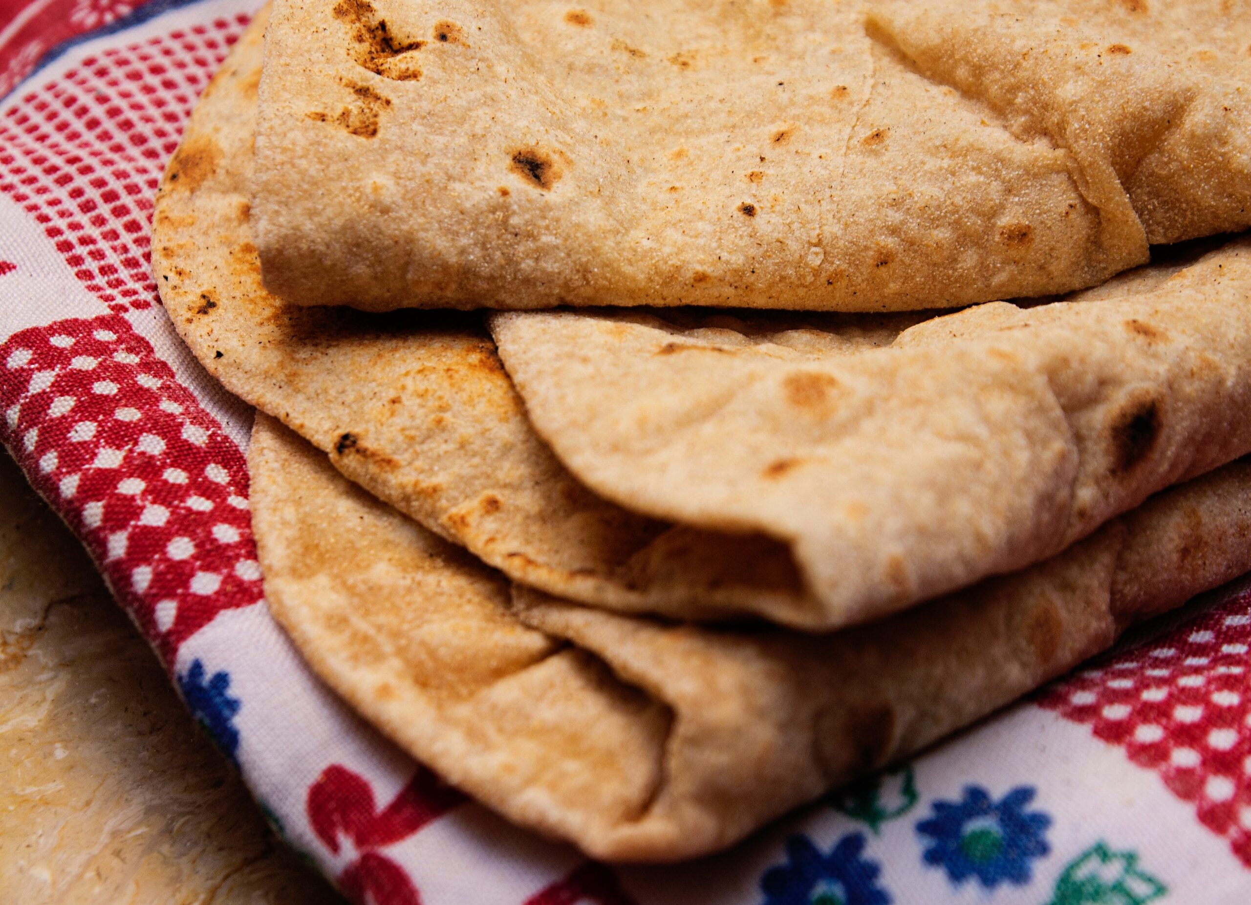 The Secret Behind Tortillas Is Nixtamalization