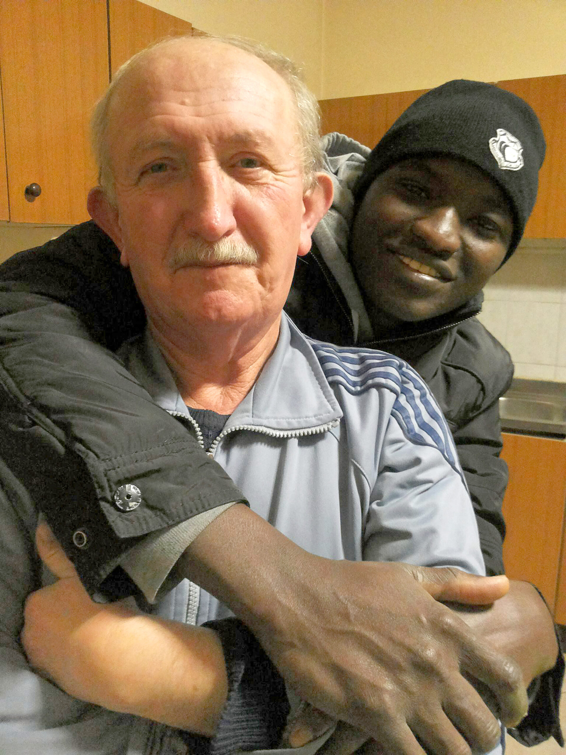 African Immigrant In Italy Remembers Elderly Man Who Bought Him School Books And Helped With Studies