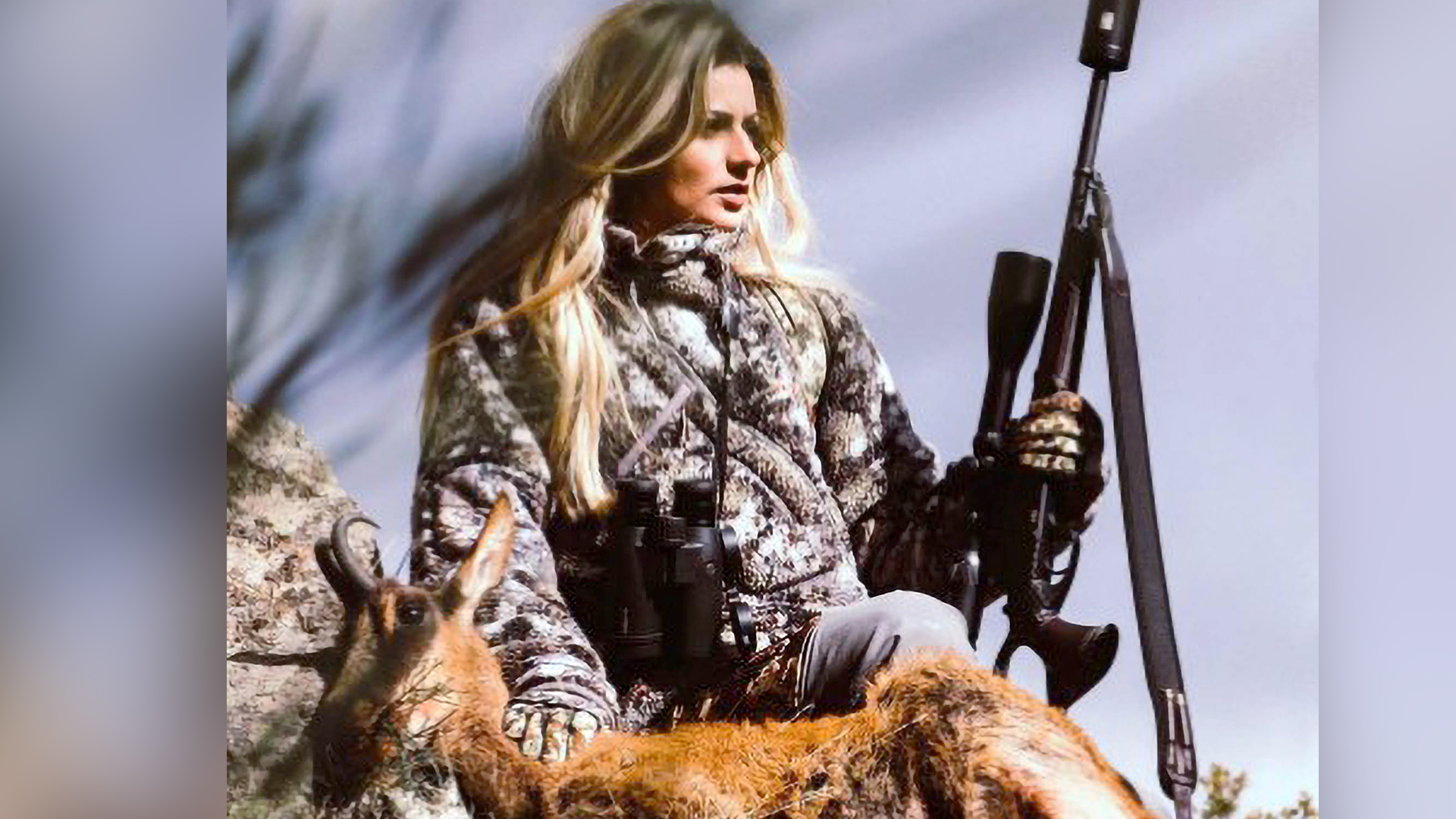 VIDEO: Young Face Of Modern French Hunting Loves Vegas Gun Show And Shooting Scottish Grouse