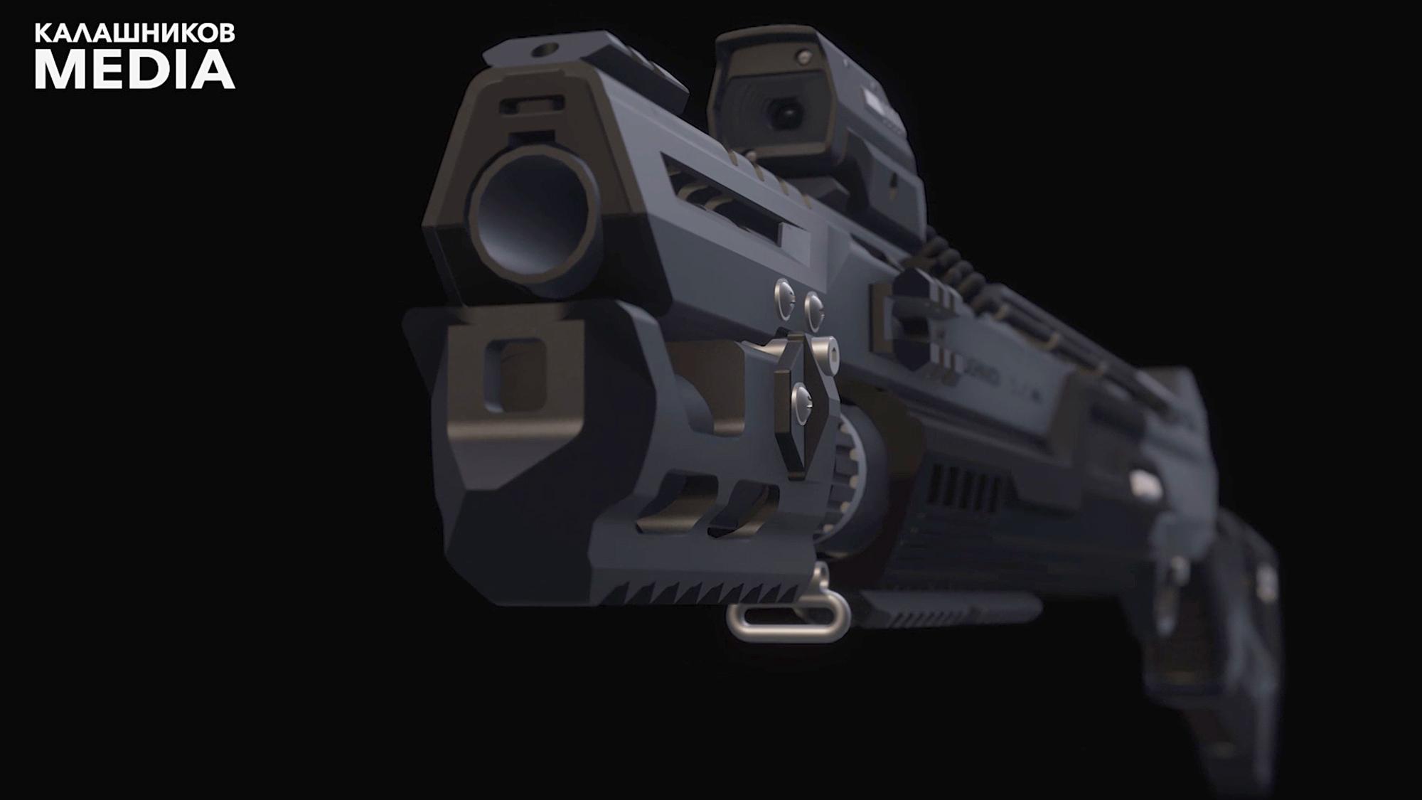 VIDEO: Shooting From The Hipster: Kalashnikov Exports The First Smart Shotgun
