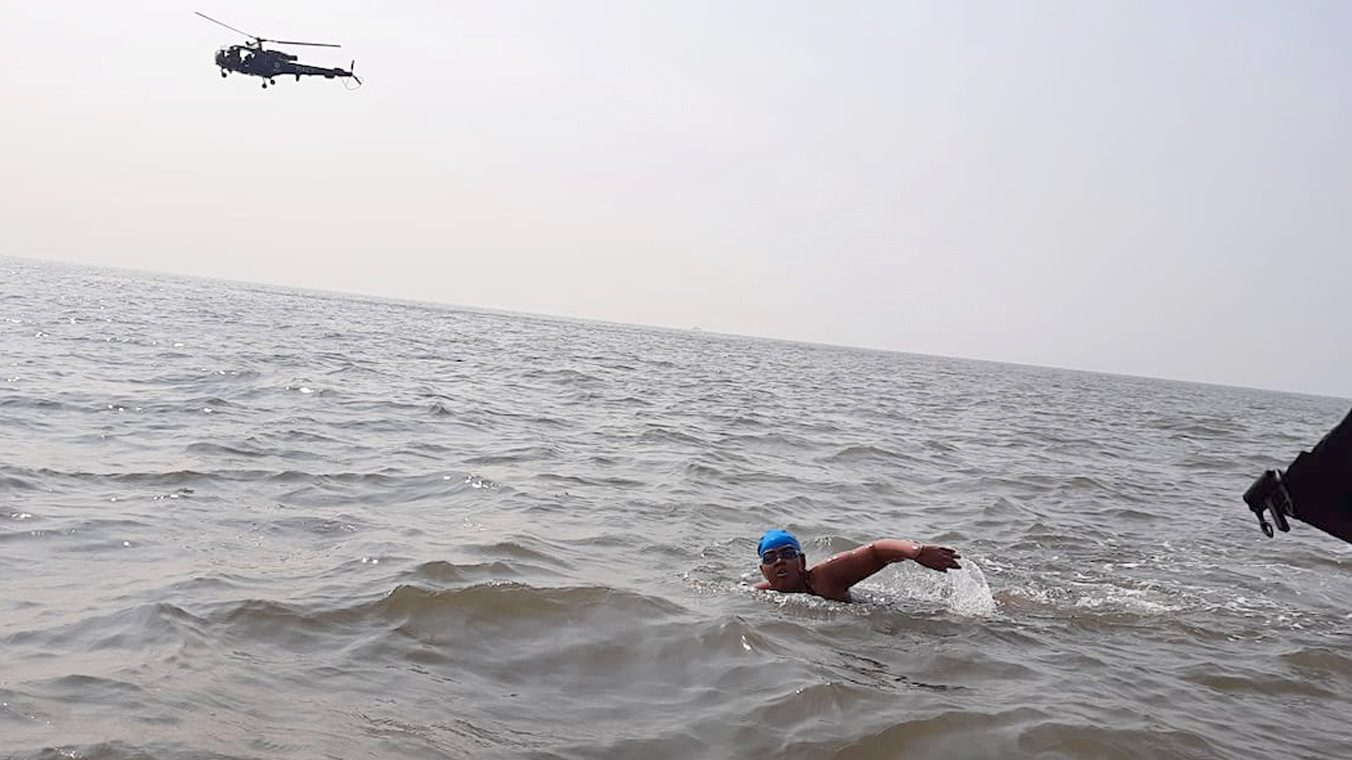 India's Little Wonder: Jiya Rai Creates Swimming Record, Wins Over Autism