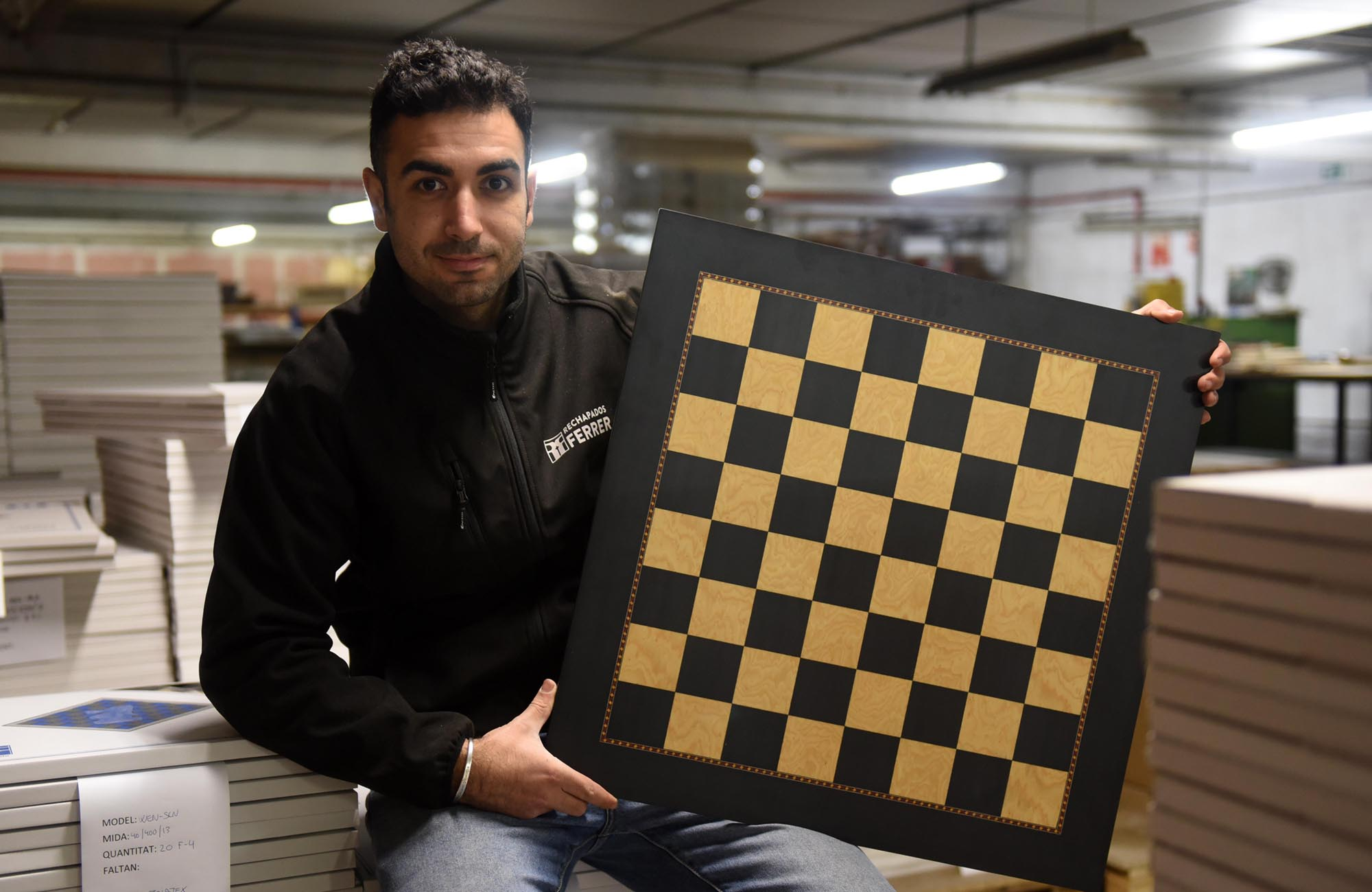Pawn Star: The Queen's Gambit Chess Board That's Sold Out Until Next Year