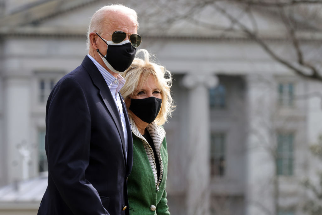 Biden Heads To Texas To Assess Winter Storm Relief Efforts