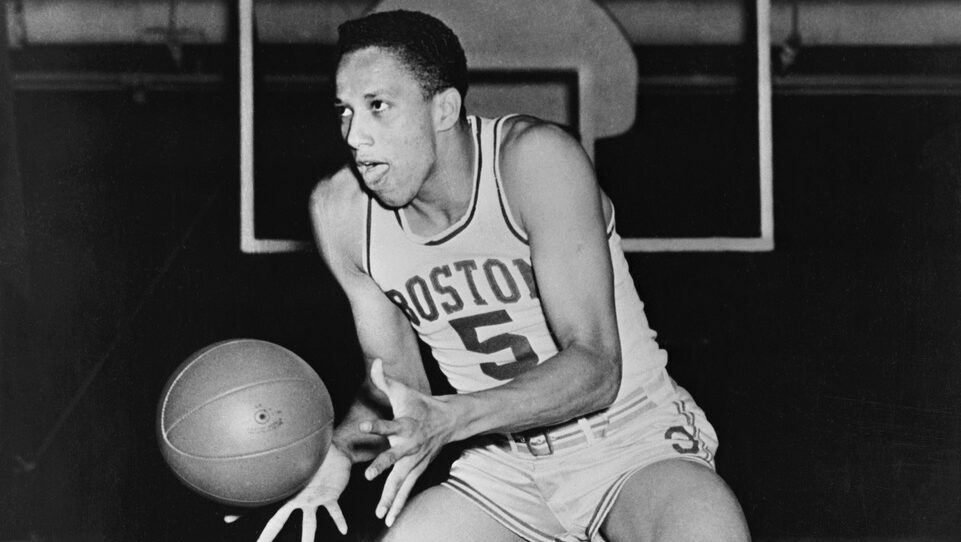As The First African-American Drafted Into The NBA, Chuck Cooper Changed Basketball Forever