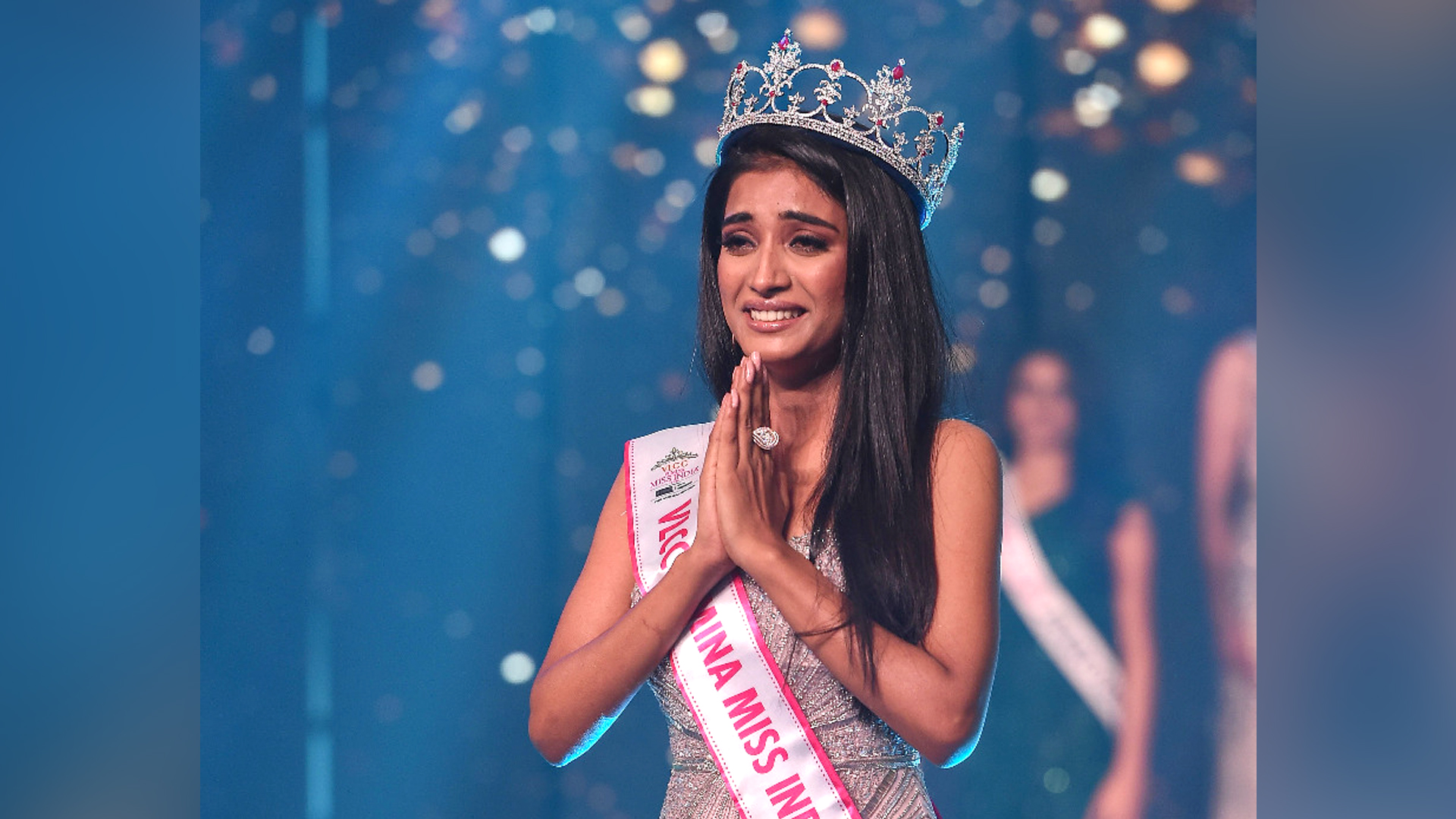 Rickshaw Driver's Daughter Wins Big At India's Top Beauty Pageant