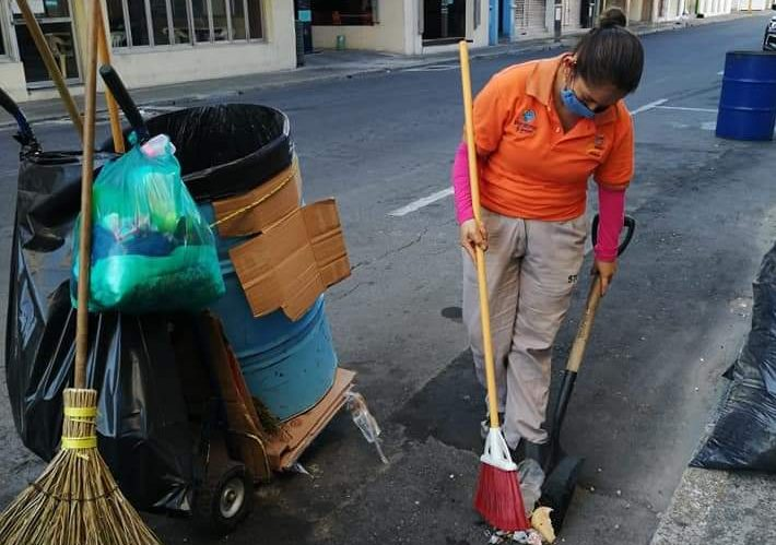 Clean Sweep: Street Cleaners Remove Tons Of Garbage, Safeguard Public Health