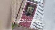 VIDEO: Drug Dopes: Dealers Opened Door To Cops They Mistook For Customers
