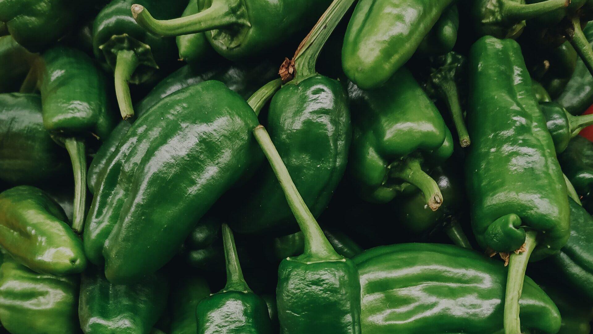 Rajas poblanas dan toque picante a cocina mexicana