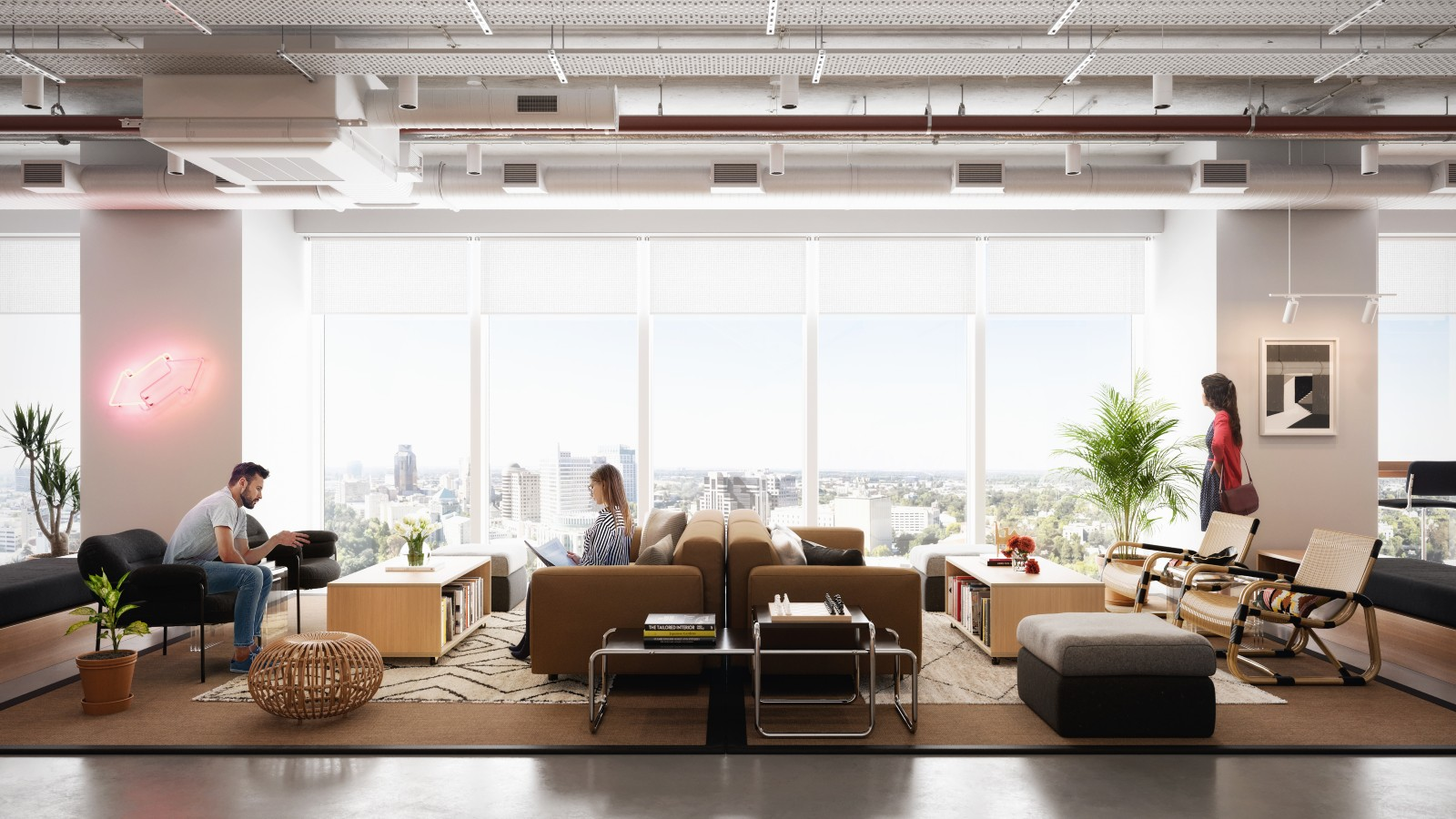 'Workspitality' Spaces On The Rise - Zenger News