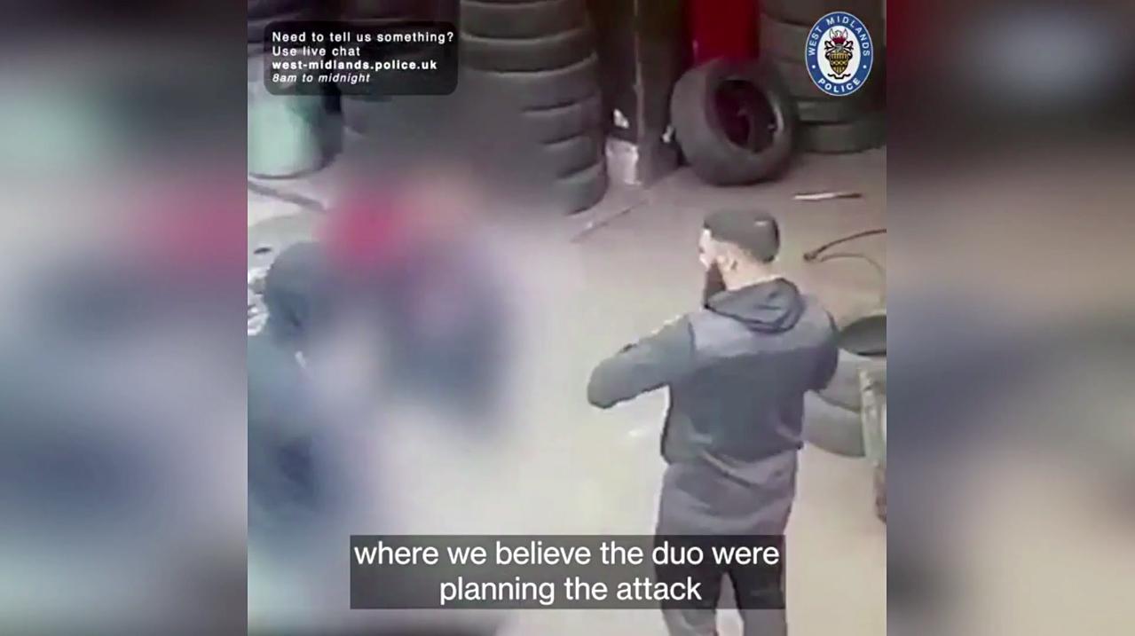 VIDEO: Hair Die: Gunmen Tried To Kill Victim In Barbershop