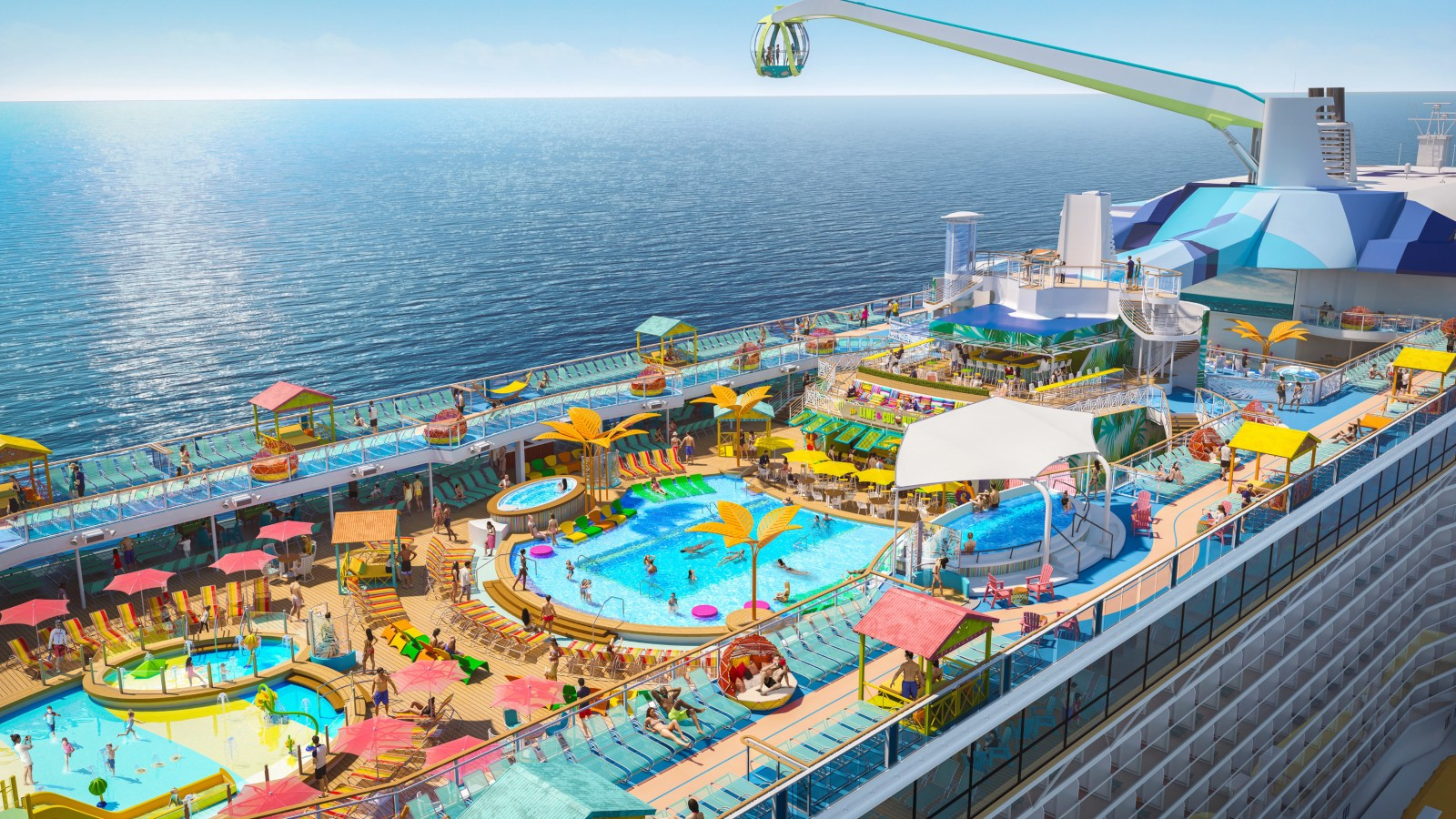 Cruise Controlled: Royal Caribbean Sets Voyages For Fully Vaccinated