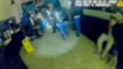 VIDEO: Who Called The Crops? Police Bust Illegal Barbershop Party