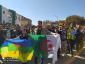 Algerians Turn Out In Relaunch Of Protests For Radical Political Change