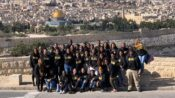 Black College Students Visit Israel In Alliance To Fight Anti-Semitism, Bias