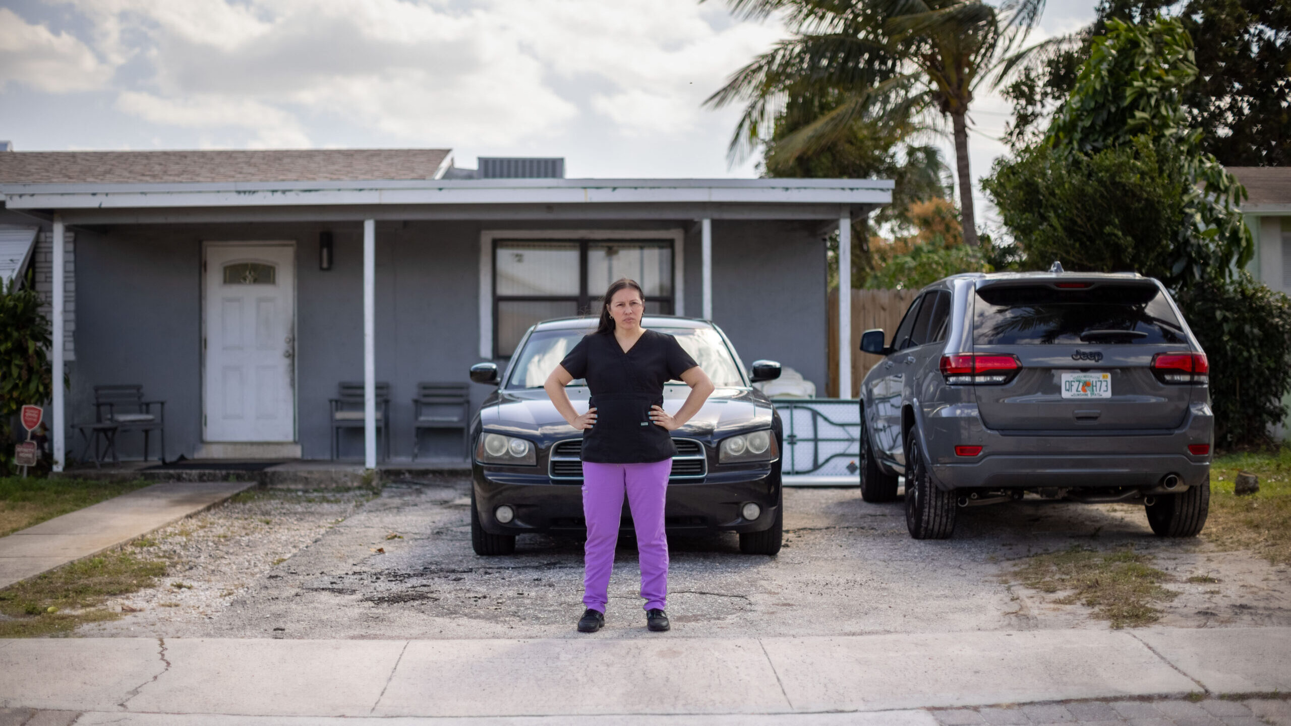 Woman Sues Town That Fined Her $165,000 For Parking On Her Own Lawn