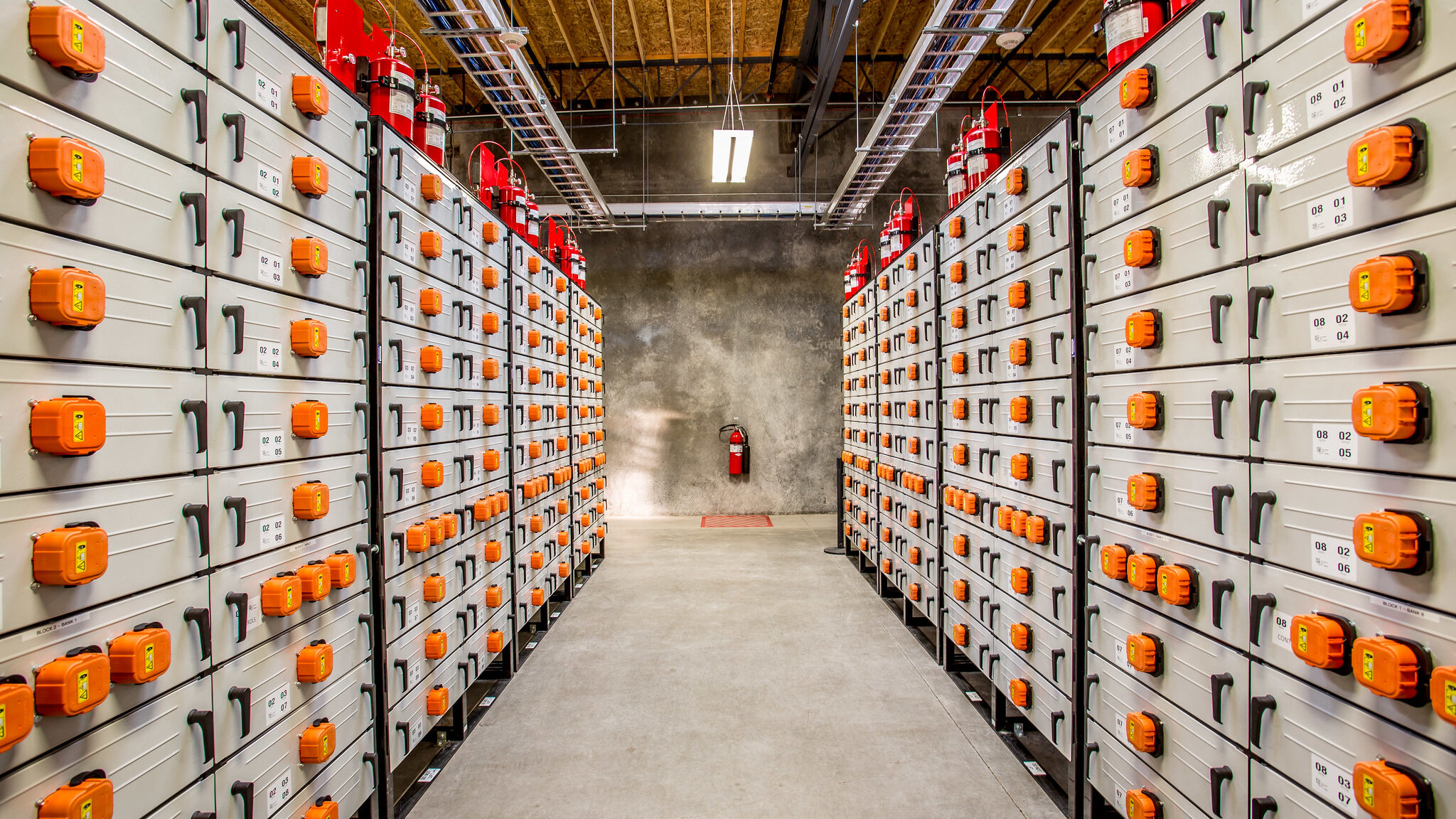 Build Back Batter: How Giant Batteries Could Be The Answer To Extreme Weather Power Failures