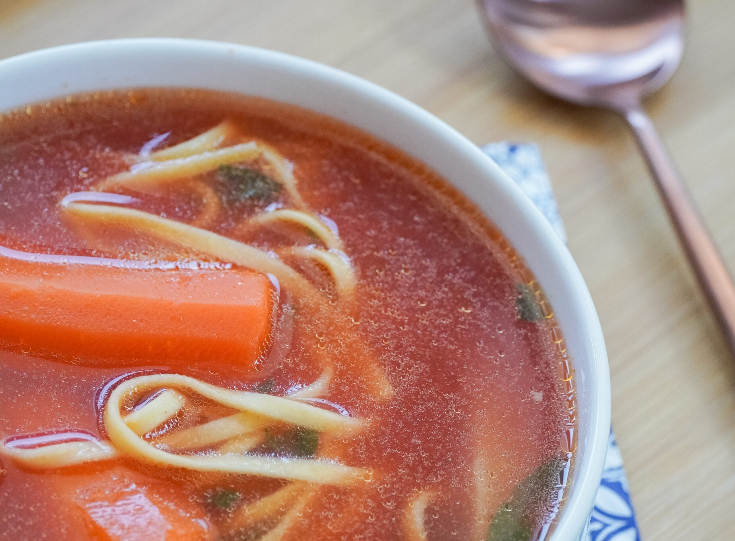Pasta Soup: The Quintessential Mexican Appetizer