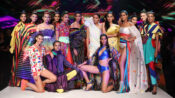 First Joint India Fashion Week After Famous Tiff