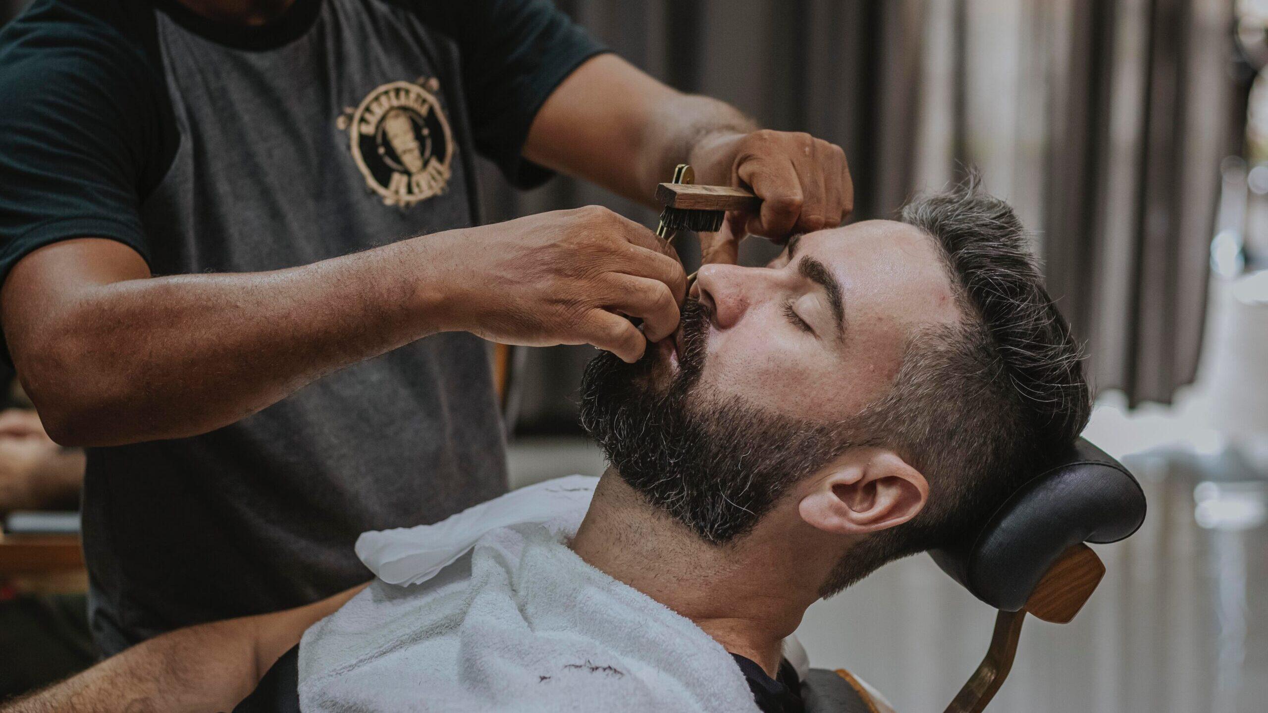 La pandemia impulsó a los barberos a trabajar desde casa