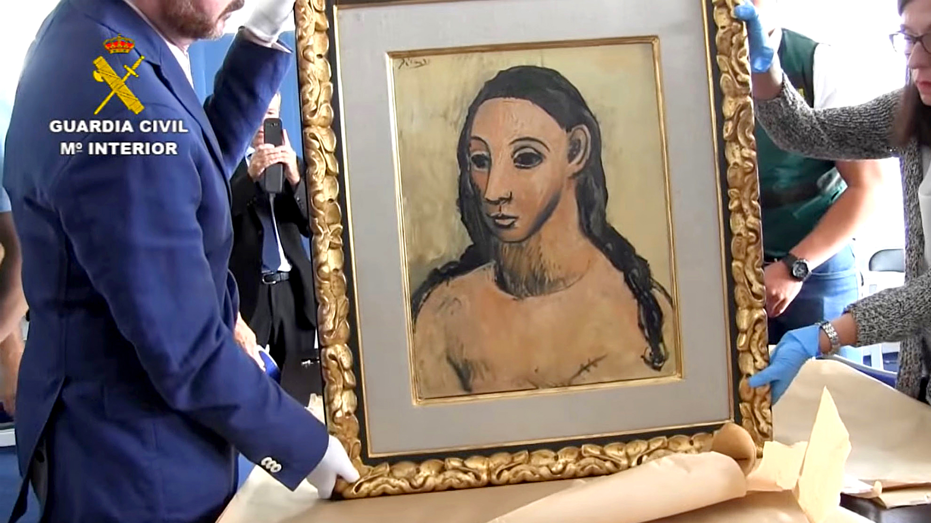 Spanish Billionaire Fined $107M For Smuggling His Picasso Out Of The Country