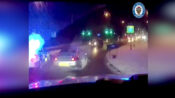 VIDEO: Porsche Carrer-argh: Cops Taser Car Thief After High Speed Chase
