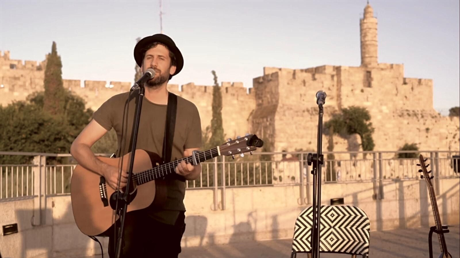 Soulful Prayer Brings Israeli, Lebanese Singers Together