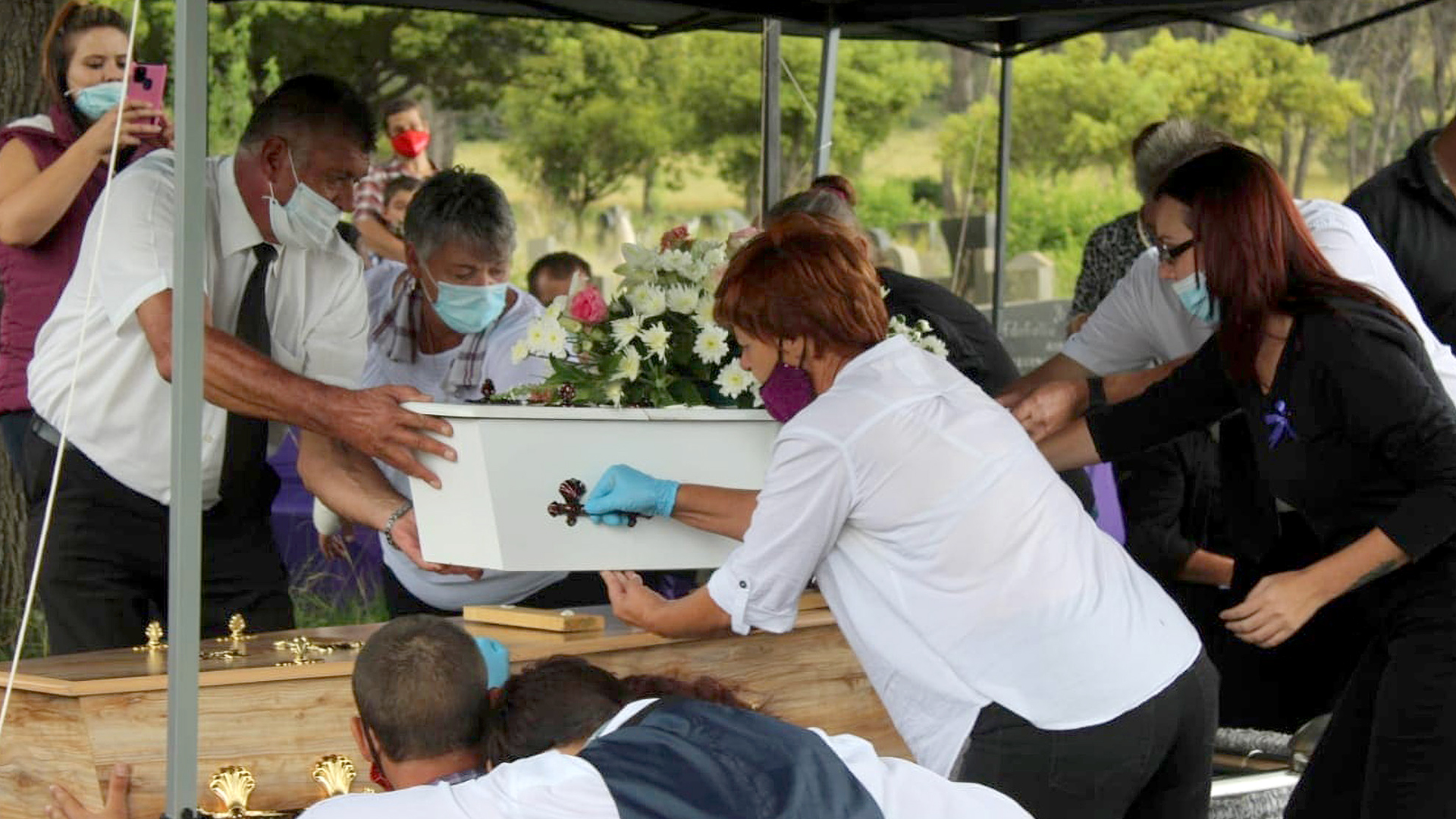 Mother, Daughter Gagged And Killed By Husband in South Africa