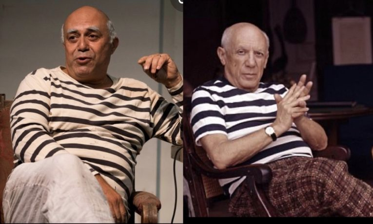 Herbert Sigüenza Lets Viewers Spend 'A Weekend With Pablo Picasso'
