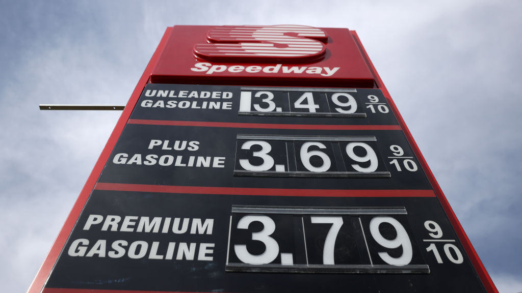 VIDEO: Refinery Struggles, OPEC Restraint Drive Gas Prices Higher