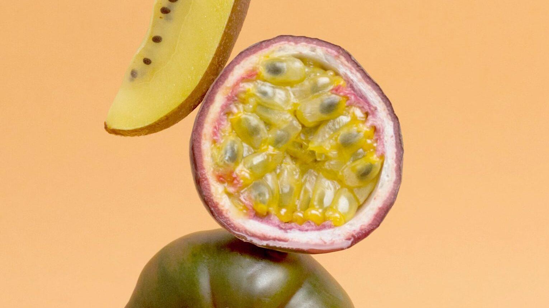 Fruta maracuyá es símbolo de Semana Santa