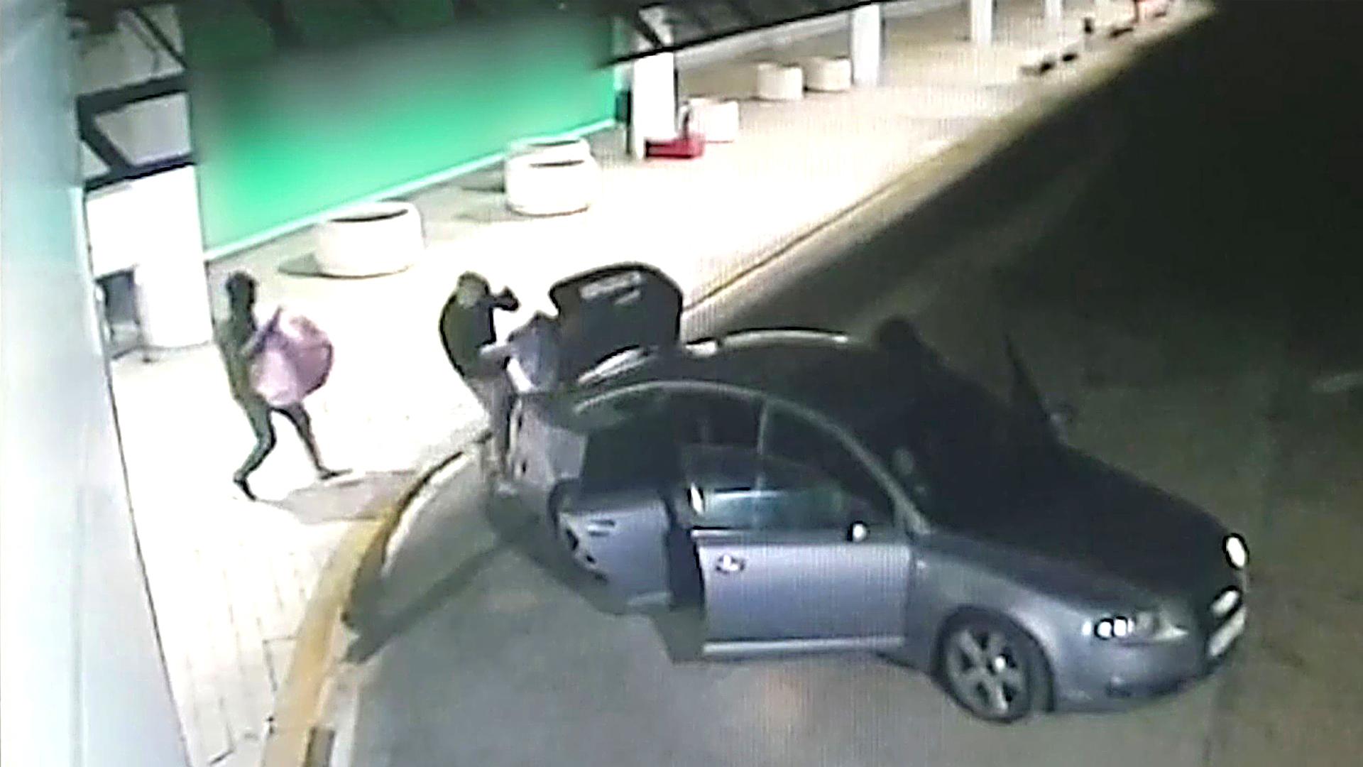VIDEO: Brand Theft Auto: Top End Ram Raid Gang Ambushed By Cops