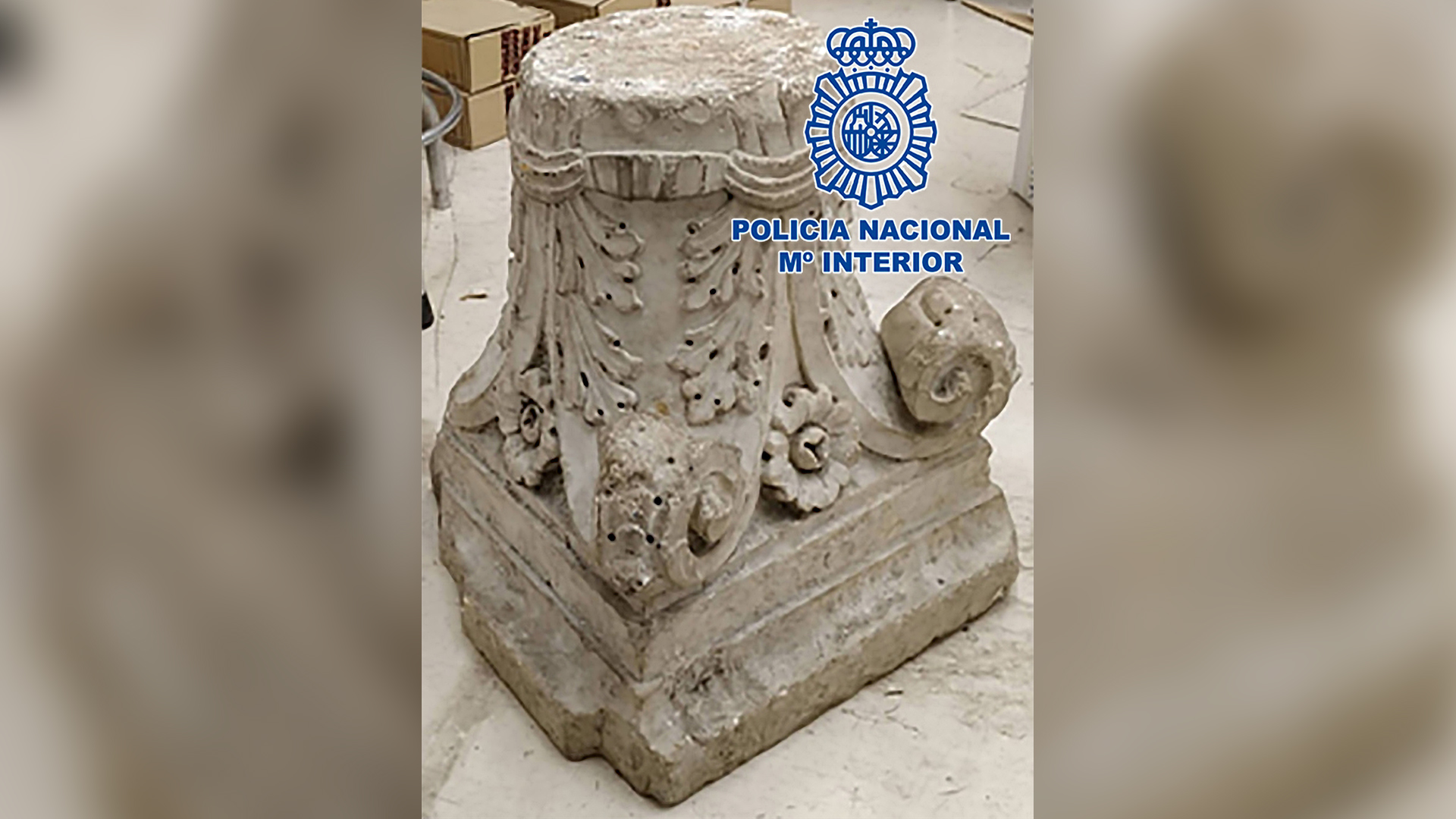 Two Stolen Roman Artifacts Recovered By Spanish Authorities