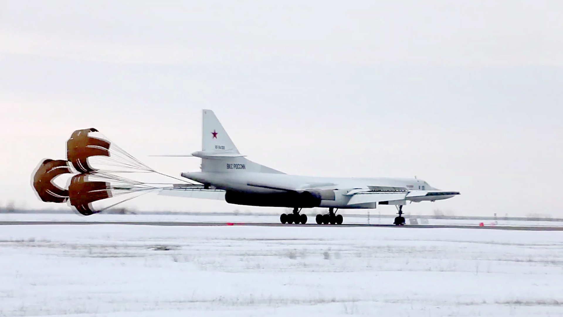 Video: Russian Aerospace Forces Conduct Strategic Bomber Flights In Recent Training