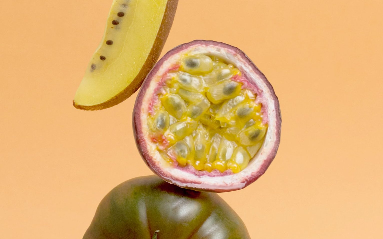 Faithful Fruit: Sign Of The Cross Hidden In The Passion Flower