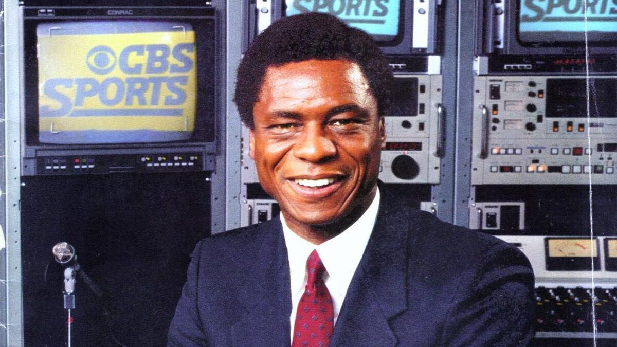 The Broadcaster Time Forgot: CBS' Irv Cross Created Chances For Black Athletes On Network TV