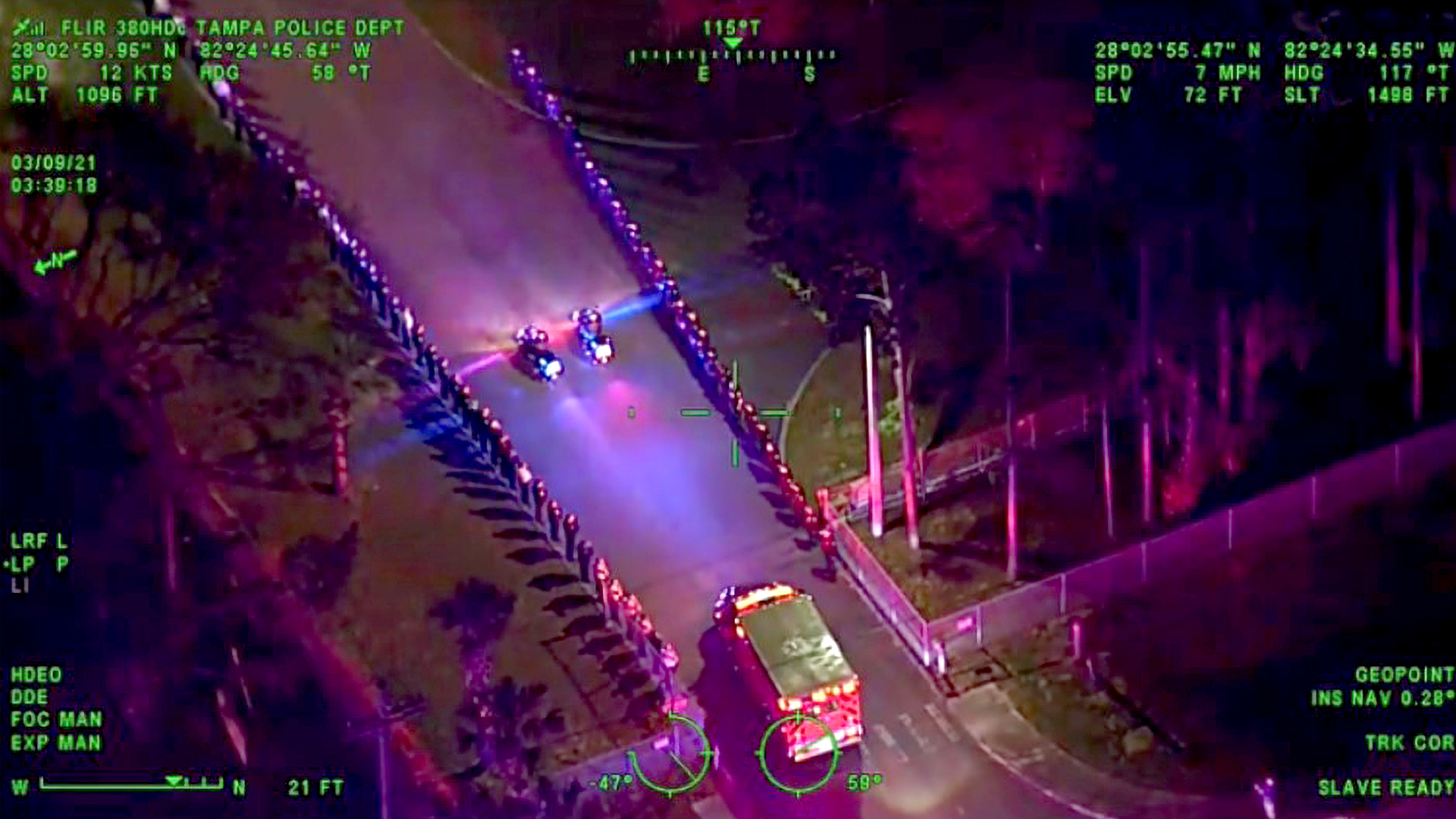 VIDEO: Fall Of Duty: Hero's Parade For Cop Who Died To Save Others From Horror Crash