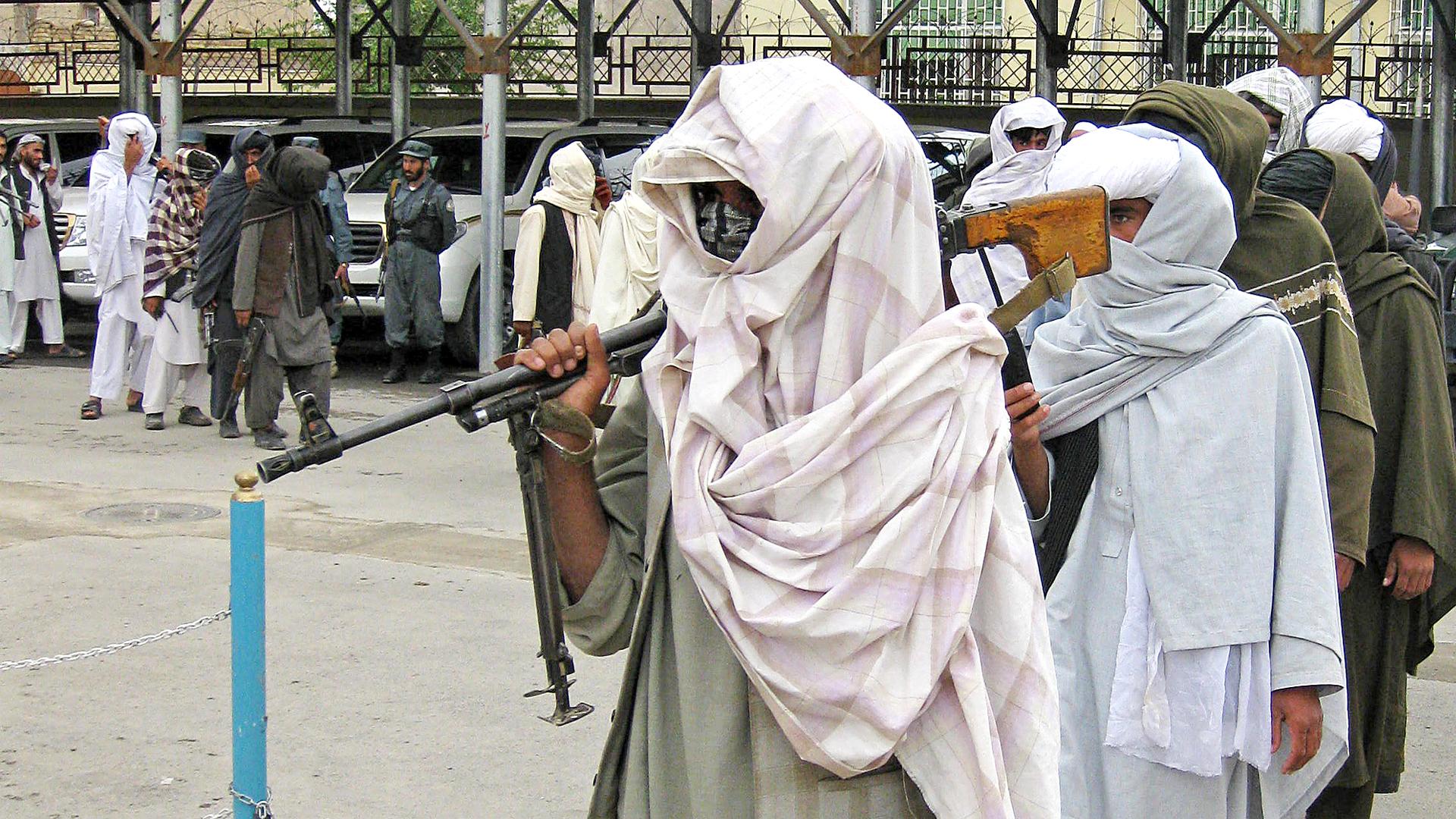 Islamic State, Taliban Resurging In Pakistan Amid Afghan Peace Talks