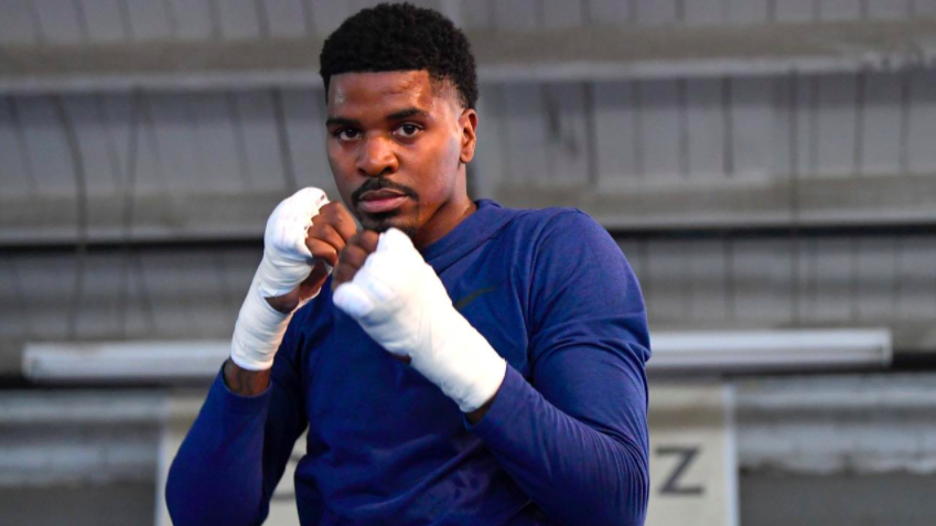 Maurice Hooker Returns To The Ring With A Big Chip On His Shoulder