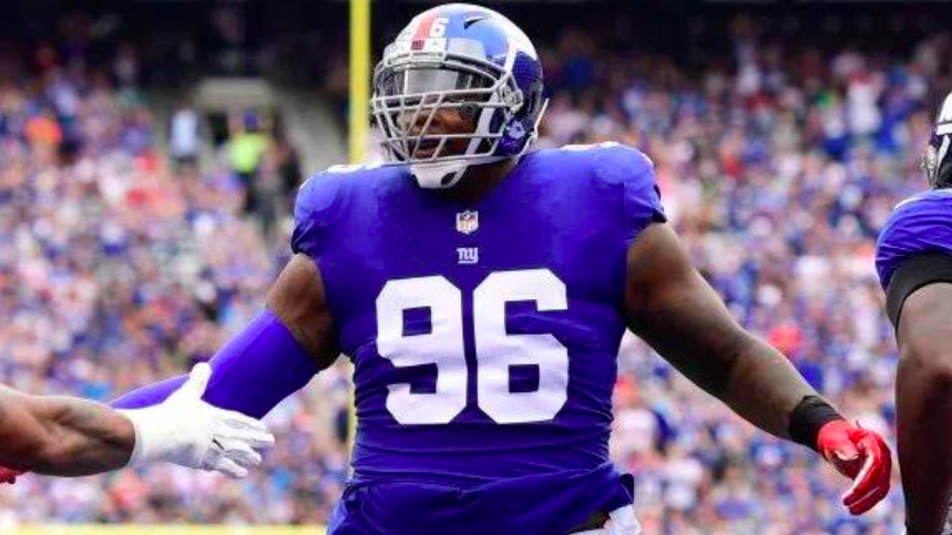 While Tackling A Tough Upbringing, Jay Bromley Reached Goal Of Playing In The NFL