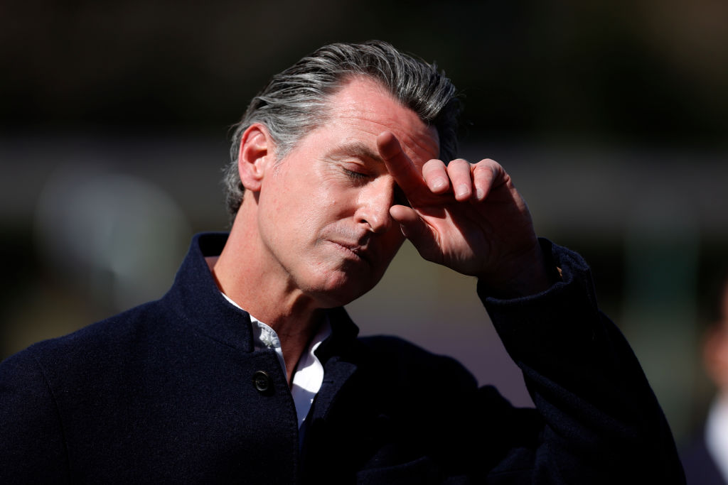 Newsom Recall Campaign Submits Far More Signatures Than Required To Get On The Ballot