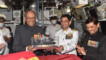 Indian Navy Veteran Remembers His Time On Old INS Karanj
