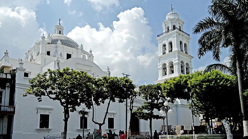 Catedral de Veracruz reúne historia, arte y religión