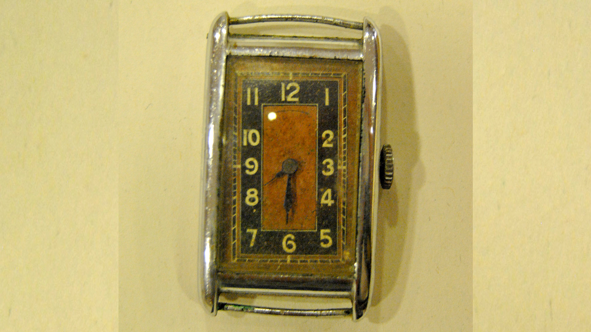 Time To Go Home: Watch Seized By Death Camp Nazis Restored To Victim's Family