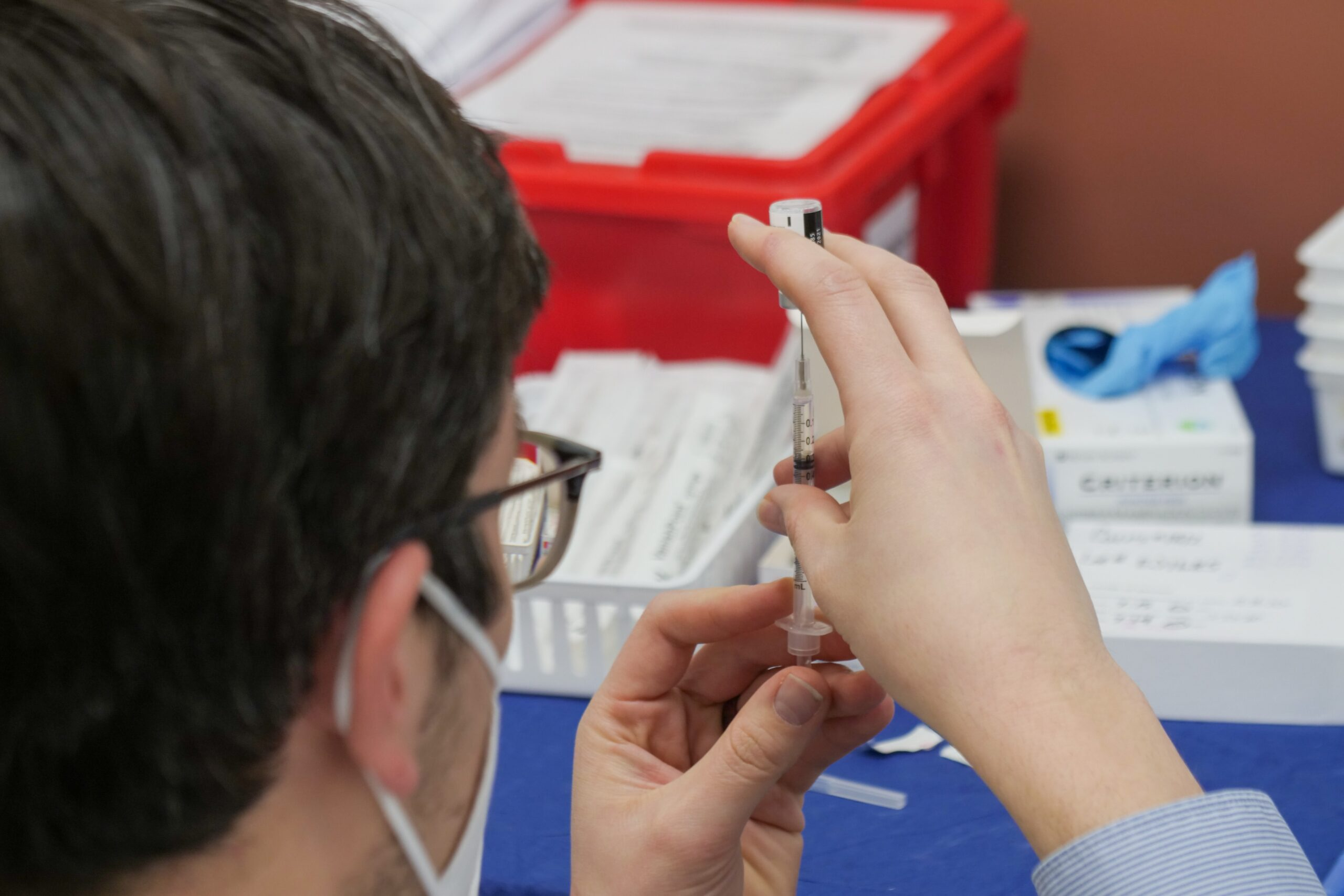 COVID-19 Vaccination In Mexico Advances At Slow Pace