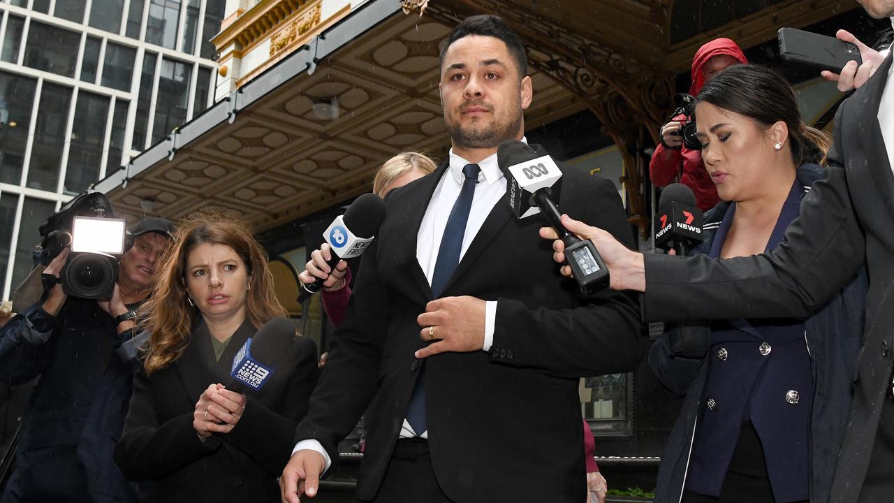 Jarryd Hayne Conviction Prompts Police Plea
