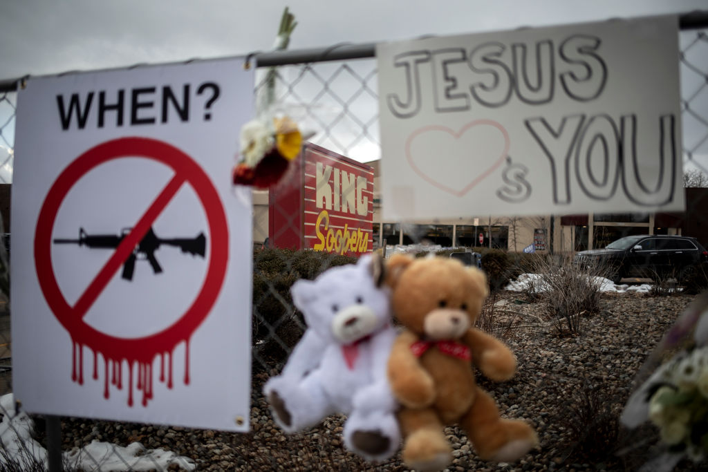 Gun Loopholes Targeted After Mass Shooting In Colorado