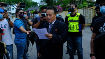 North Korean diplomatic staff ordered to leave Malaysia within 48 hours