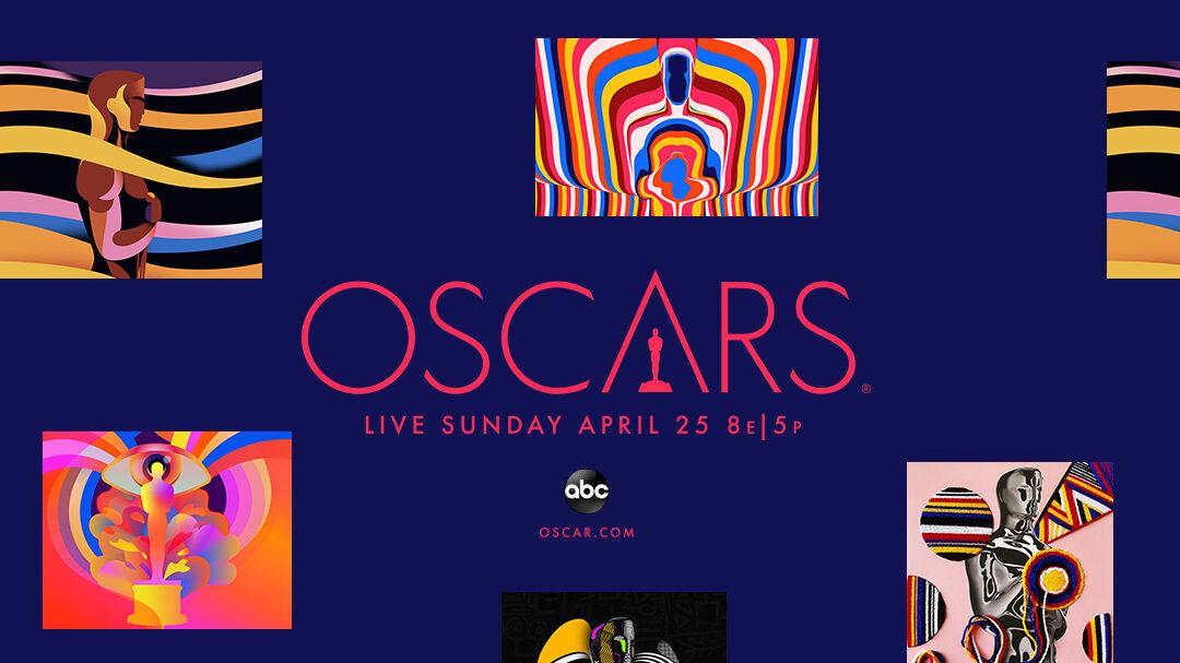 Art For Art's Sake: Victoria Villasana Helps Create 93rd Oscars Campaign