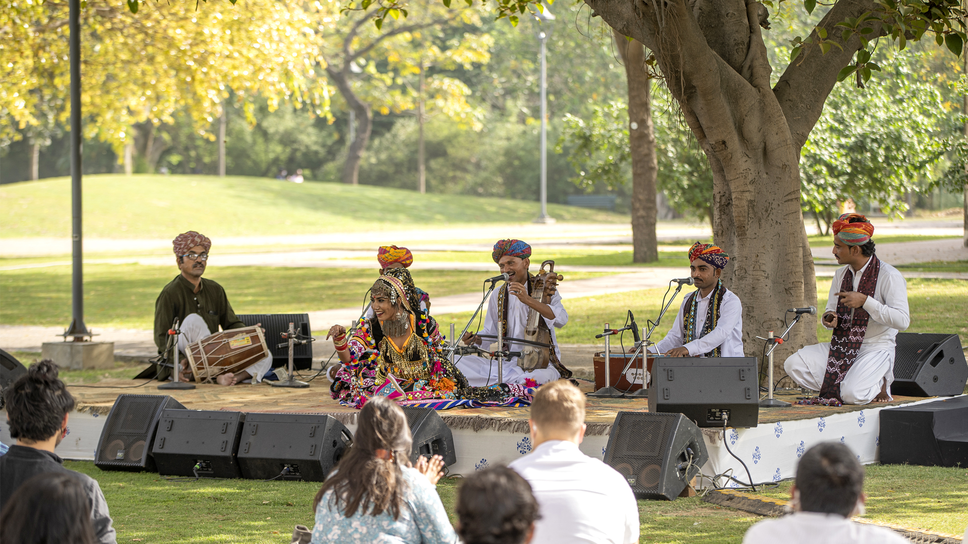 Thank God For Music: Indian Folk Artists Perform Live After A Year